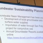 San Benito County Water Forum: Groundwater specialist speaks