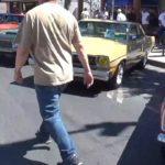Video: Glimpse the cars at Street Festival in Hollister