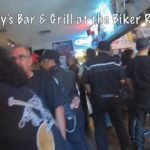 Video: POV tour of historic Johnny's Bar during 2017 Hollister biker rally