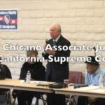Video: First Chicano associate justice in Calif. talks immigration