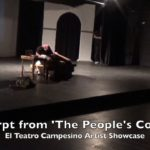 Video: Excerpt of 'The People's Cookie' play at El Teatro Campesino