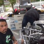 Video: Learn about air-ride suspension at Hollister biker rally
