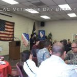 Video: Caballero rouses crowd at LULAC event on Vet's Day