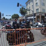 Video: Peruse motorcycles at Hollister Independence Rally