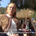 Video: Old-time photographer shows techniques of Civil War era