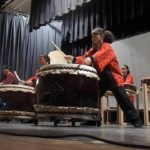 Music: Japanese drummers perform at Arts Council event