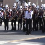 Video: Rancho-Maze school band performs in Veterans Day Parade