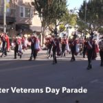 Video: SBHS band marches in 2017 Veterans Day Parade