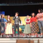 Video: Acting scenes from 'Little Shop of Horrors' at SBHS