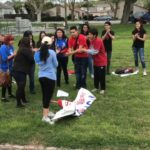 Video: LULAC students lead 'Si Se Puede' march