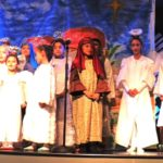 Video: Children perform 'Joy to the World' for church play