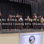 Video: Mariachi group opens performances at arts showcase