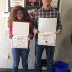 SBHS Athletes of the Week: Taylor and Jameson