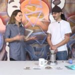 Year in Video: Latte artist launches Calavera Coffee