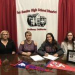 SBHS soccer player signs with Fresno State
