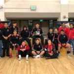 Photo: Baler wrestling finishes fourth in CCS
