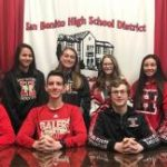 SBHS announces winter All-Academic Team