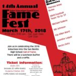 Baler Hall of Fame Fest scheduled for March 17