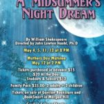 Gavilan to present 'Midsummer's Night Dream'