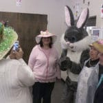 Photo Gallery: Senior center hosts Easter dinner
