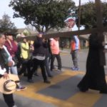 Year in Video: Hundreds walk with cross on Good Friday