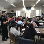 Education office, police team up for safety workshop