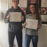 Athletes of the Week: Twins get honor
