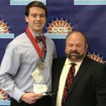 Baler named CCS male scholar-athlete of the year