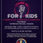 Feature: Chamberlain's taps comedy night to support cause