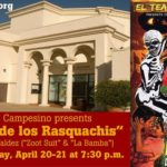 El Teatro presents Valdez play 'La Carpa'