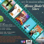 Dates announced for Movies Under the Stars