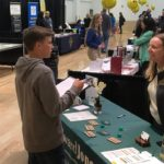 Business Beat: Employers talk from job fair