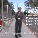 Weather with Adam Bell: High temps in 60s
