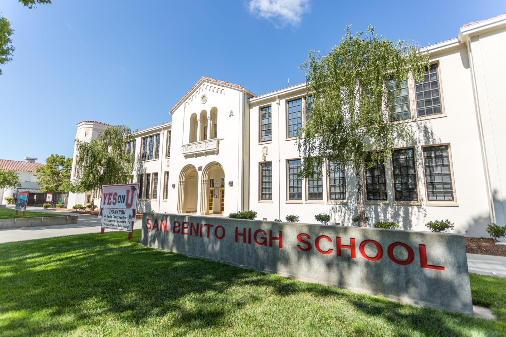 SBHS to hold Spring Open House