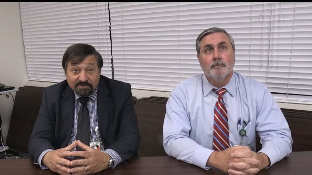 Video: Excerpt of interview with hospital CEO, CFO | San Benito Live