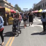 Video: Hollister Farmers Market opening day