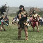 Photos: Aztec dancers at California Indian Market