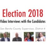 Election 2018: Video Interviews in District 4 Supervisor Race