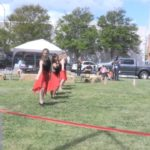 Video: San Benito Dance performs at 'Walk a Mile' event