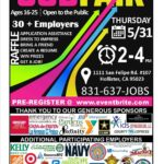 Young Adult Job Fair coming to Hollister