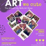 'Art We Cute' reception set for Tuesday
