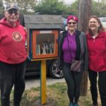 Photos: Little Free Library dedication