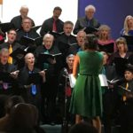 Photos: Oriana Chorale sings jazz classics