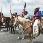 Rodeo festivities to kick off this weekend with parade, BBQ, roping