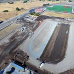 Photos: Progress made on SBHS stadium, solar panel projects