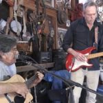 Passages: Bandmates play at Rudy's Barn