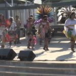 Video: Aztec dancers perform at Relay for Life