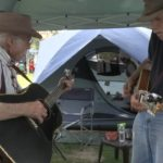 Music: Duo covers Blind Willie McTell at bluegrass festival