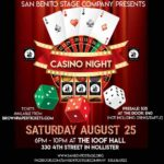 Casino Night is chance to go all in for stage company