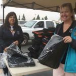 Locals help to Stuff the Bus for students in need
